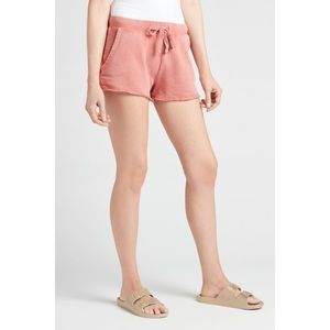 Z Supply   Pink Washed Shorts